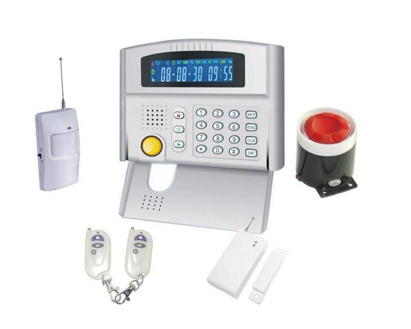 Установка охранной сигнализации профессионалами