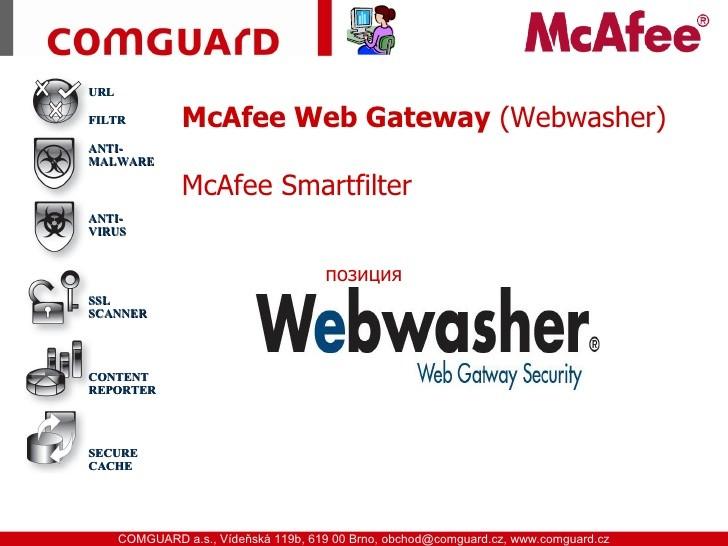О программе WebWasher