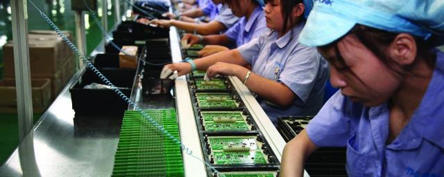 В июле увеличились доходы тайваньских технологических компаний