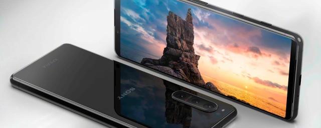 Sony представила компактный флагман Xperia 5 II