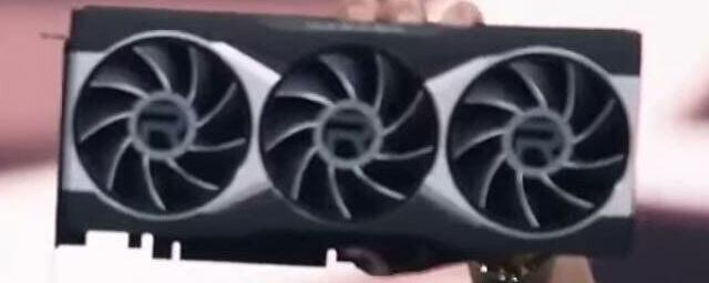 AMD презентовала три флагманские видеокарты линейки Radeon RX 6000