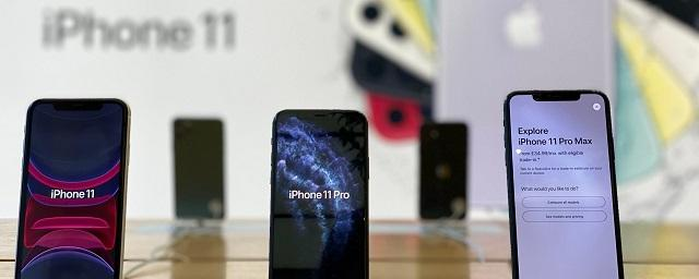 iPhone 11 стал самым популярным смартфоном в США