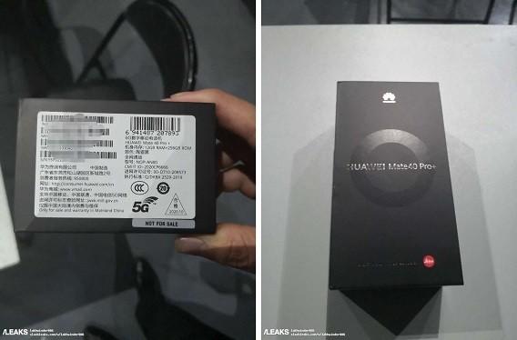 В сети появились характеристики смартфона Huawei Mate 40 Pro