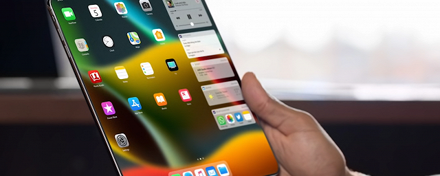 Гибкий iPhone сможет сам «залечивать» повреждения экрана