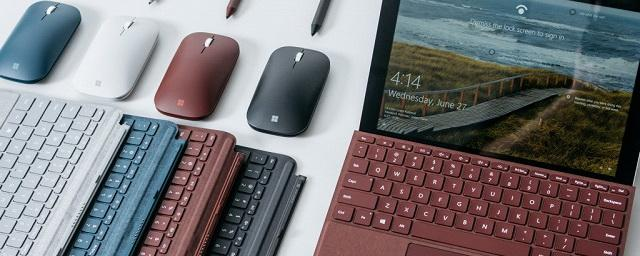 Microsoft презентовала ноутбук Surface Laptop Go