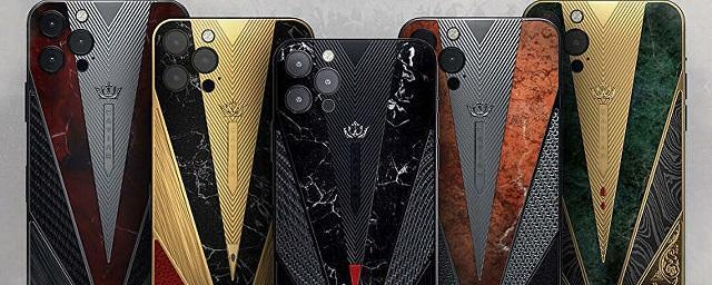 Caviar продает в России iPhone 12 за 3 млн рублей