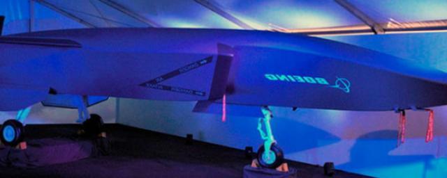 Беспилотный Boeing совершил первое руление по аэродрому