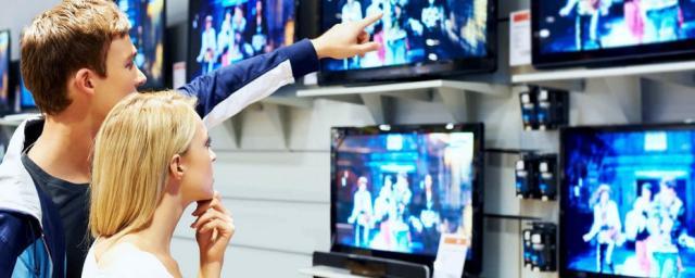 В России стали блокировать телевизоры LG