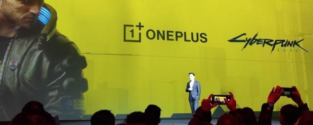 OnePlus выпустит флагманский смартфон в стилистике Cyberpunk 2077