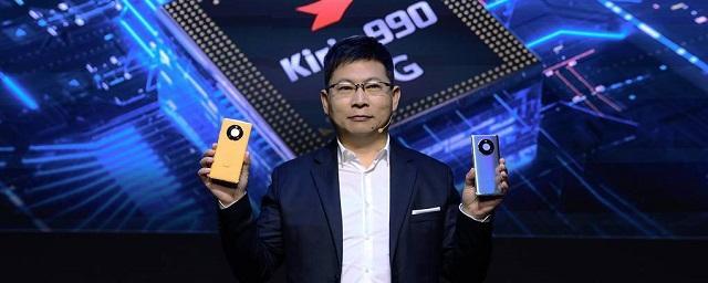 Huawei развернул продажи смартфона Mate 40 Pro на рынке России