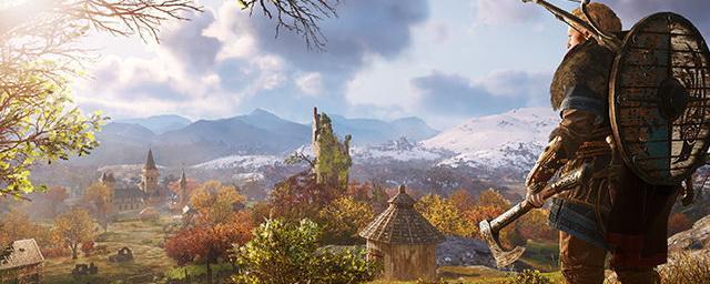 Эксперты высоко оценили Assassin's Creed Valhalla