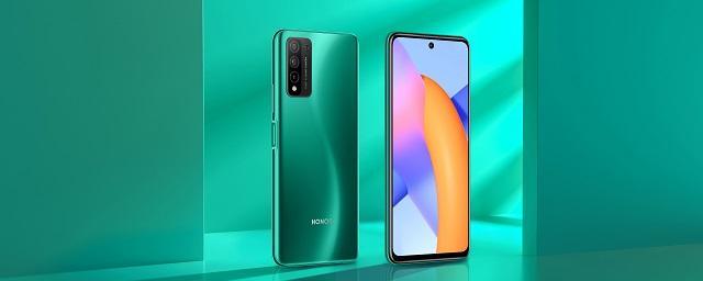 Huawei представил в России Honor 10X Lite за 17000 рублей