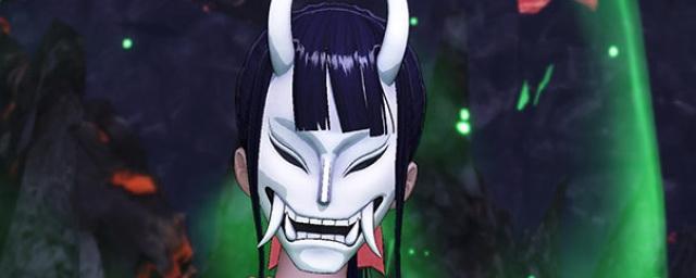 Показаны первые изображения Кику в One Piece: Pirate Warriors 4