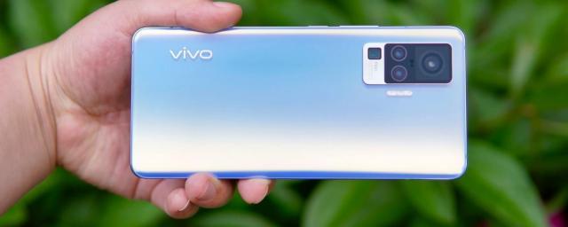 VIVO показала дизайн смартфона X60