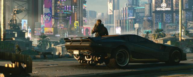 На консолях и ПК состоялся релиз Cyberpunk 2077