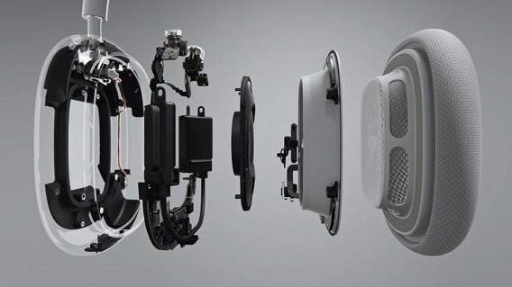 Apple представила новые наушники AirPods Max за 63000 рублей
